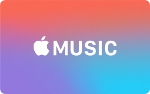 Apple Music 3 months