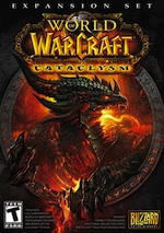 USA World of Warcraft CATACLYSM