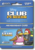 Club Penguin 6 Month