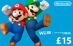 UK Nintendo eShop £15 GBP Card