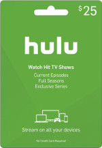 Hulu Plus 3-Month Gift Card