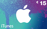 DE iTunes €15 Gift Card Germany