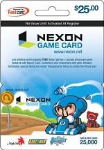 Nexon Game Card / Karma Koin $25