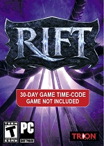 Rift 60 Day Game Time Card