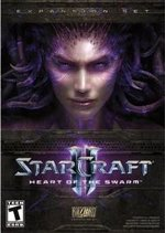 USA StarCraft II: Heart of The Swarm