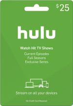 Hulu $25 Gift Card