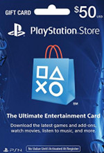 Maximus Cards USA PSN $50