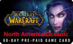 USA Warcraft 60 Days Prepaid