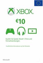 EU Xbox Live 10 EURO