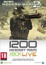 EU Xbox Live Points 1200